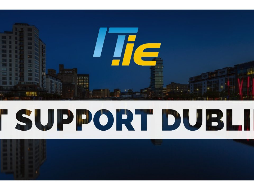 IT Support Dublin